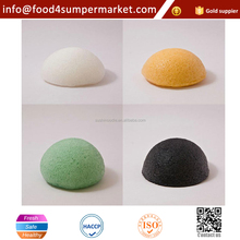 2017 Hot 100% natural selling konjac facial sponge