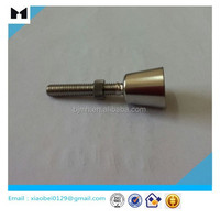 Universal Joint Domeless Titanium Nail With