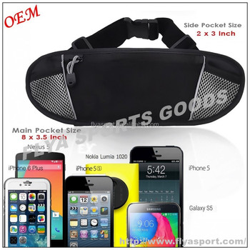 Newest Fashion Design Unisex sport running waist pack