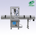 Automatic conveying plastic bottle screw capping machine