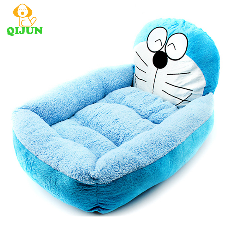 Hot selling pet dog products high quality animal shape dog beds