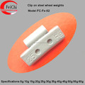 Direct Factory supply Fe clip on wheel balance weights