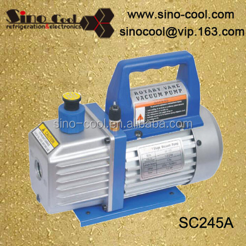 High Pressure Air Conditioner Drain Pump, Electric Vacuum Pump SC245A