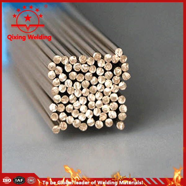 Copper-Siver Brazing rod Brass welding rods with 5% Ag 88%brass