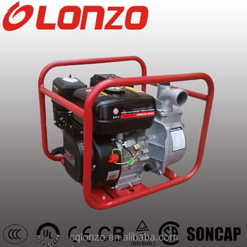 New LZQGZ80-30 3'' 6.5Hp Agricultural Self-sucking Gasoline Water Pump WP30 With 12 Months Warranty