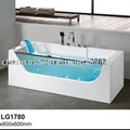 comfortable and beautiful bathtub massage bathtub glass bathtub