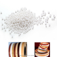 2016 free sample high tempeature hot wood edge banding sell hot melt adhesive/glue factory