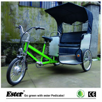 Motorized Tricycle Rickshaw