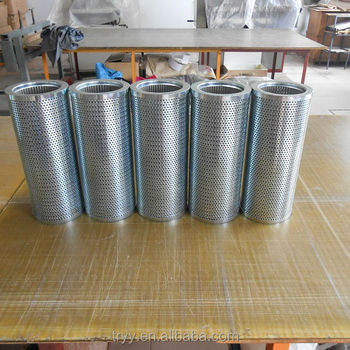 high quality stauff pleated hydraulic oil filter made in CHINA