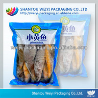 Food grade laminating air tight seal plastic bag