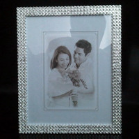 20x25 bulk jewelled picture frame with glitter rhinestones