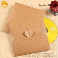 2015 New Design Paper Bag For CD