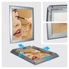 Wholesale advertising product aluminum snap frame poster frame