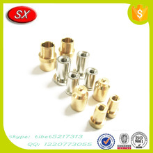Various Types Thread Tube Nuts Screws Nut Stud Bolts for Furniture