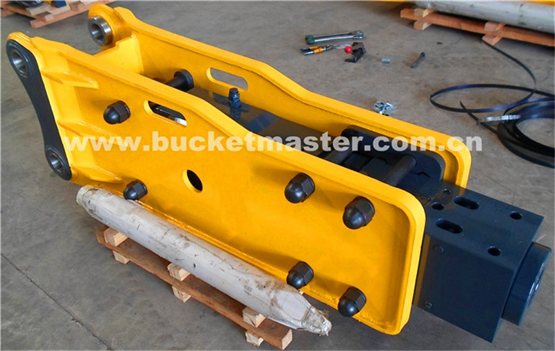 RSBMR Industry Excellent Price 27-38t excavator hydraulic jack hammer for sale top type