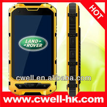 Android 4.2 MTK6572 Dual Core waterproof mobile phone IP67 android