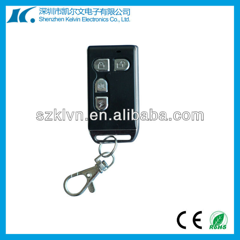Wireless Universal Remote Control Car Key Fob RF Wireless remote control KL210-4