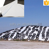 trade assurance White and black haylage plastic covering sheeting