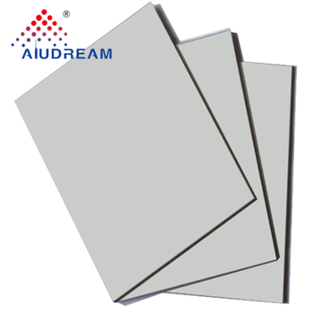 chinese supplier PE coated composite aluminum panel