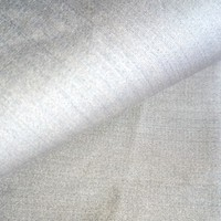 100% silver fiber shielding fabric Anti-4G radiation fabric RFID blocking shielding fabric