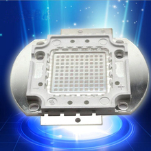 Sgrow Wholesale LED Supplier Factory Price 100W COB UV LED 365nm 380nm 395nm 400nm ,45mil Epileds 100W UV LED Chip