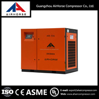 Best price 37kw 50HP Belt driven Screw type tecumseh Air Compressor machine for sandblasting