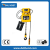 stage lifting electric chain hoist /electric car hoist