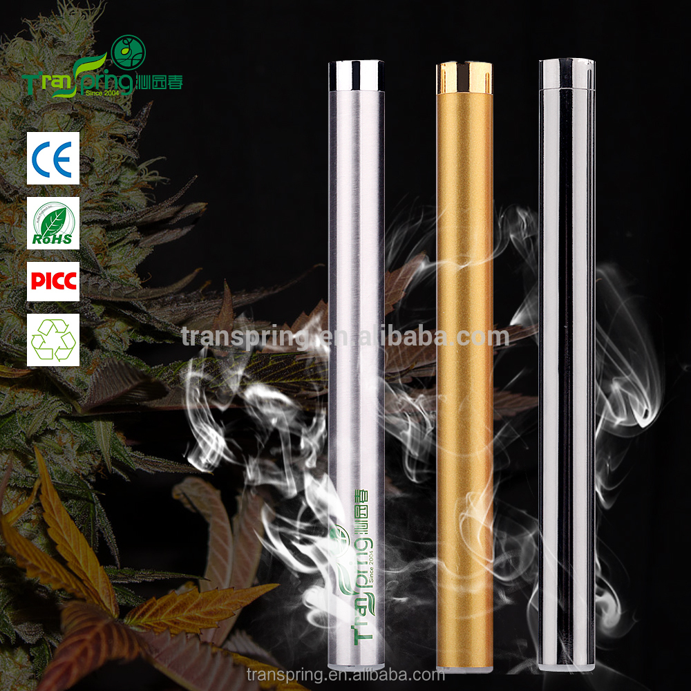 2016 new products ecig 510 cartridge slim touch cbd hemp oil preheating vape pen