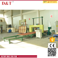 vertical cutting mattresses machinery for rigid PU foam reciprocating cuttings