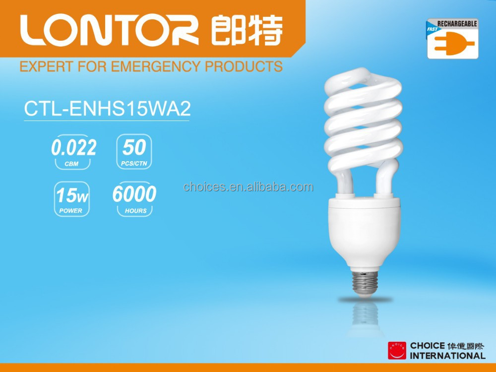 LONTOR energy saving lamp assembly line