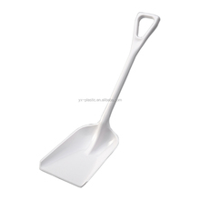custom made colored hygienic poly barn Shovel scoop for food service