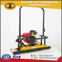 NM75 supplier high efficiency railway tools rail grinder made in china