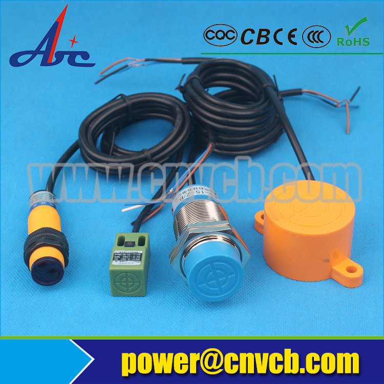 PXS22 LJ38A4-18 M38 non-screen shield AC or DC NO/NC/NONC 18mm detection distance proximity switch
