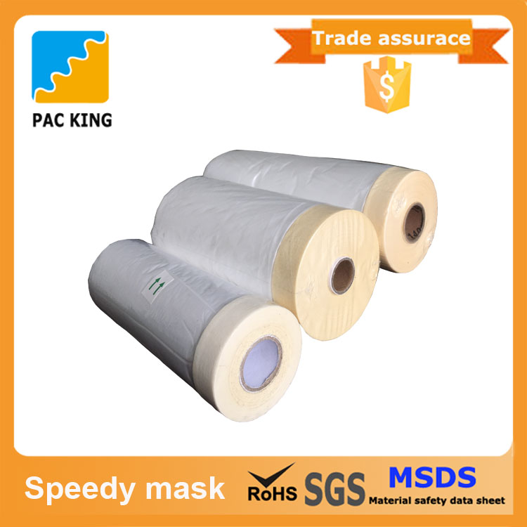 Cheap Competitive Speedy Masking HDPE Film In China