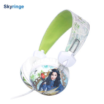 2016 Shenzhen Skyringe New SK-505 3.5mm foldable headphone housing jack