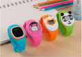 Excellent manufacture kids watch gps tracker support bluetooth catoon appreance smart watch phone
