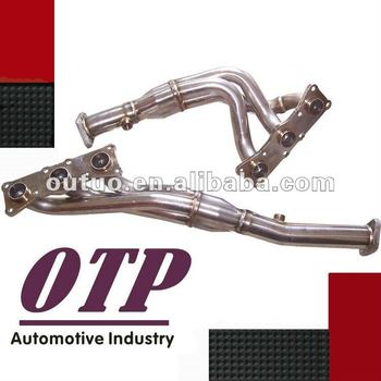 Exhaust Header 06-UP 325i 330i E90 E91