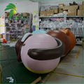 Custom Inflatable Big Face / Floating Funny Face Balls / Decorative Inflatable Face balloons for Advertising