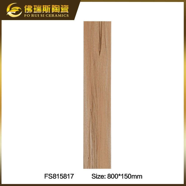2016 stock clearance 50% off wood look ceramic tile 15x80cm
