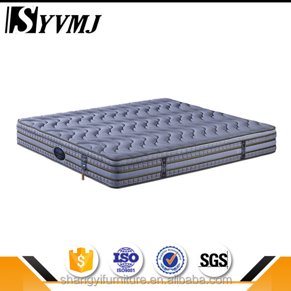 Top Quality orthopedic latex mattress manufactured in China