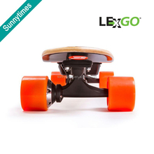 Sunnytimes longboard 250w electric powered four whees electric skateboard electric hoverboard Lexgo-3