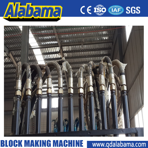 2014 direct factory price interlocking interlocking pavers high quality moulds hydraulic concrete brick machine