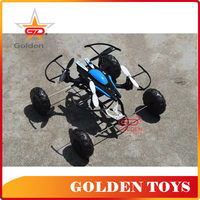 Wholesale 2.4G remote control landair UFO toy airplanes for sale