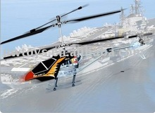 1:10 Alloy Wolf Hawk 3CH RC Helicopter
