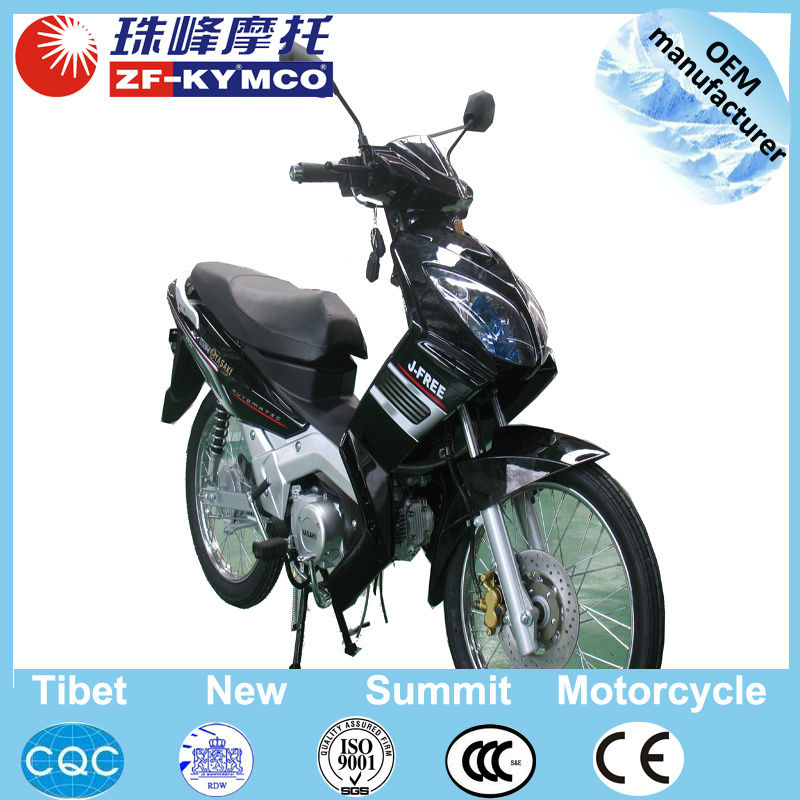 China 2013 best quality 110cc cub motorcycle with EEC certification ZF110(XI)