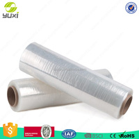 Plastic Company Clear LLDPE Flexible Packaging Stretch Film
