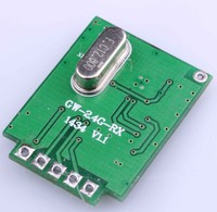 2.4GHz Wireless data transmission receiver module,rf receiver module, wireless receiver module