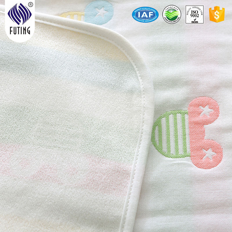 Baby waterproof pad cotton 3 layer terry cloth leakproof mattress pad - Jozy Mattress | Jozy.net