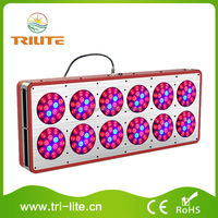 Hydroponic TRILED 430w LED Plant Grow Light for Green House