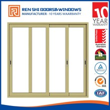 Commercial 3 Tracks Sliding Window